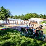 Camping l'île Blanche