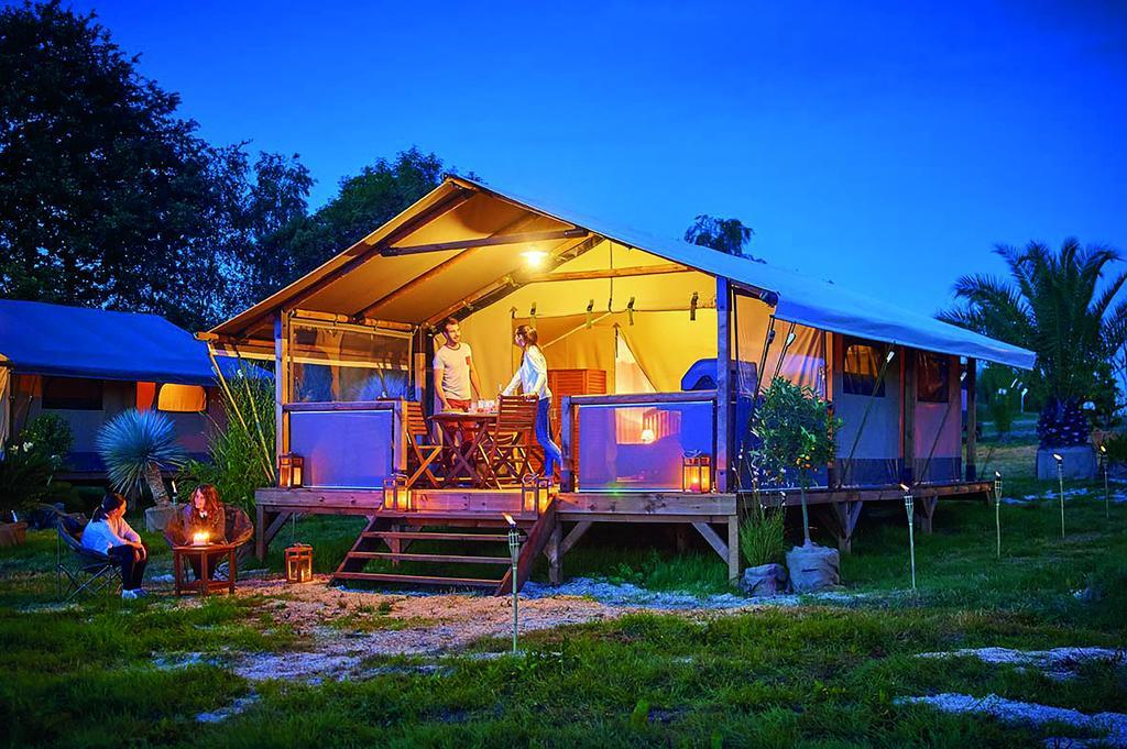 camping la Prée