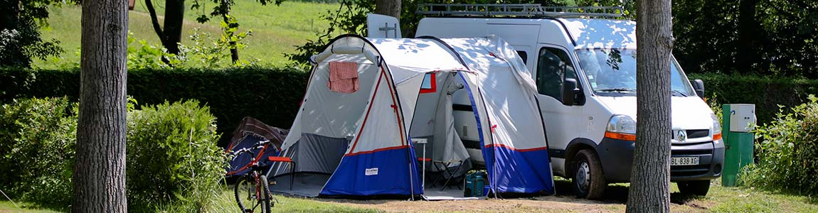 camping ile blanche ile de ré
