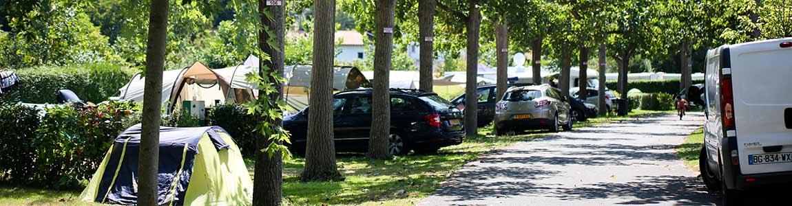 emplacement camping-car ile de ré